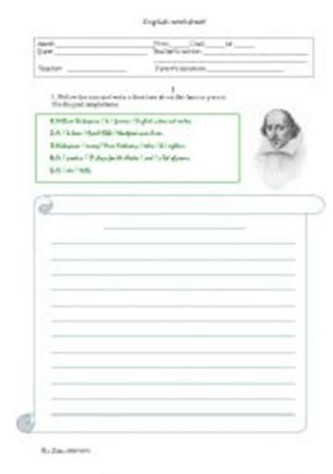 mozart biography for elementary english exercises mozart biography