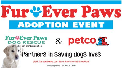 adoption events petco adoption event may 20th 9 30 am 1 00 pm