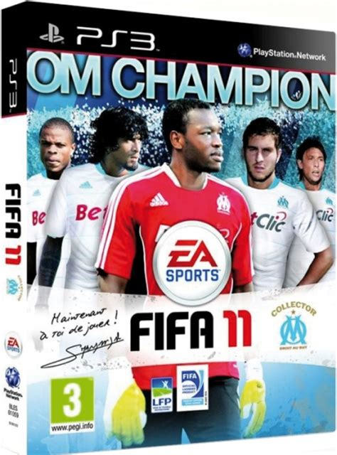 Special Edition Kaset Ps Vita Fifa 15 fifa 11 233 dition sp 233 ciale om ps3 jeux occasion pas cher