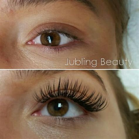 Lash For Eyelash Extension lash extension before and after in calgary lashes