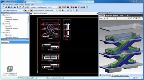 microspot cad design software digipara escalatordesigner cad software to design