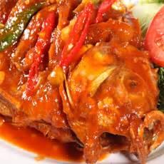 Ikan Gurame Padang Besar resep ikan gurame saus padang resep cara membuat masakan