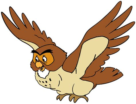 flying owl clipart disney s owl clip disney clip galore