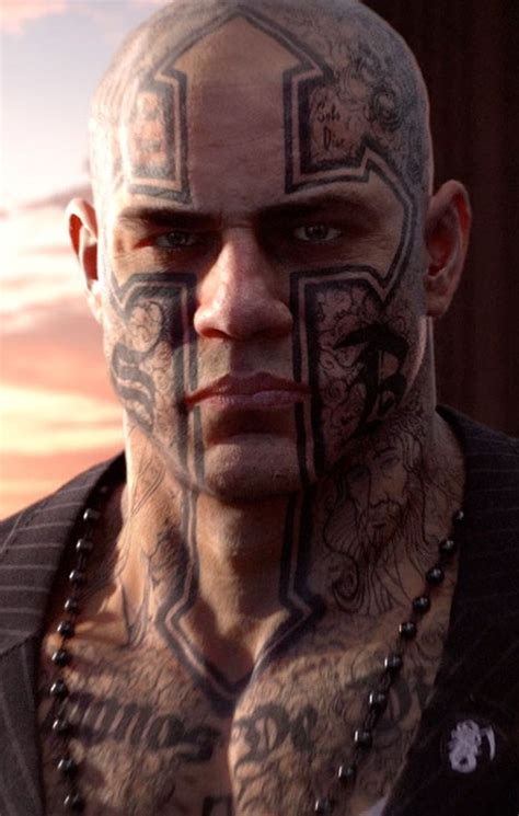 cartel tattoos ghost recon 174 wildlands the santa blanca cartel ubisoft
