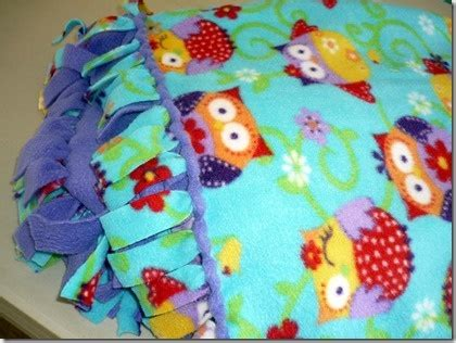 No Sew Quilt by No Sew Fleece Quilt Baby Gifts