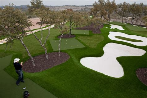 backyard golf hole best backyard golf holes photos golf digest