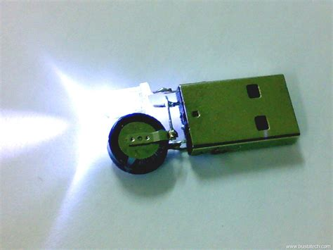supercapacitor usb supercapacitor usb light bust a tech
