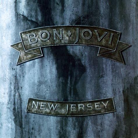 Patch Bon Jovi New Jersey musicotherapia bon jovi new jersey 1988