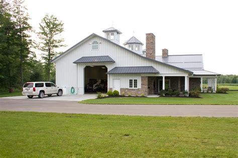 fantastic custom metal building home hobby garage 9