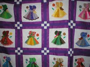 free sunbonnet sue quilt pattern quilting with a friend