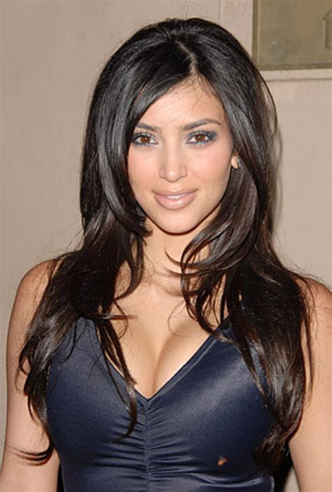 pinterest volume hair long layered haircuts with volume kim kardashian volume