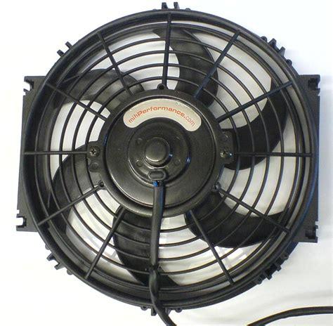 cooling fan for home 10 quot radiator cooling fan speedflow