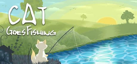 save 50% on cat goes fishing on steam