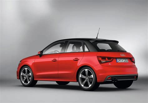 Audi A1 Sportback Rot by Audi A1 Sportback Red Car Pictures Images Gaddidekho
