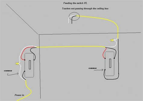 switch wiring diagram common and neutral get free image