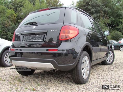 Is A Suzuki Sx4 A 4x4 2012 Suzuki Sx4 2 0 Ddis 4x4 Club German Air Vehicle Car