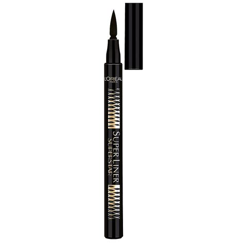 Eyeliner Loreal buy superliner superstar eyeliner in black 7 g by l oreal