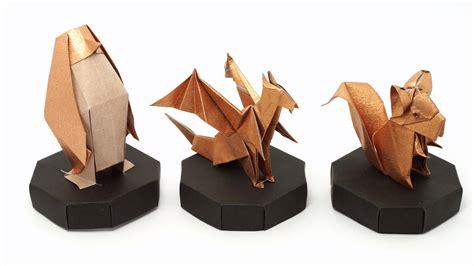 Origami By Jo Nakashima - origami stand jo nakashima