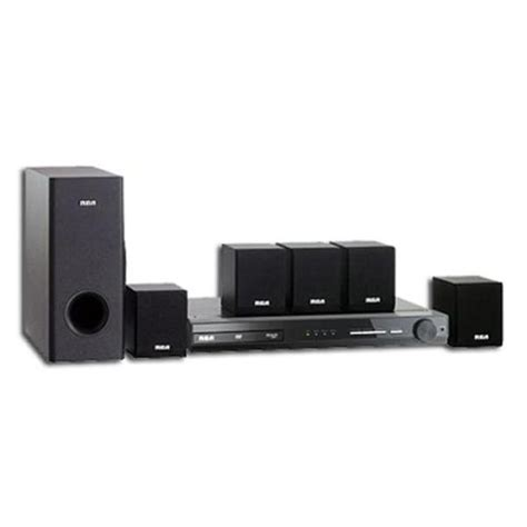jvc 5 1 home theater surround sound speaker system