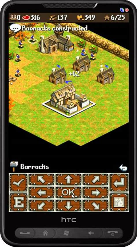age of empire mobile age of empires aoe 3 for windows mobile gameplay on