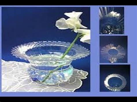 youtube membuat vas bunga cara membuat vas bunga dari botol plastik bekas youtube