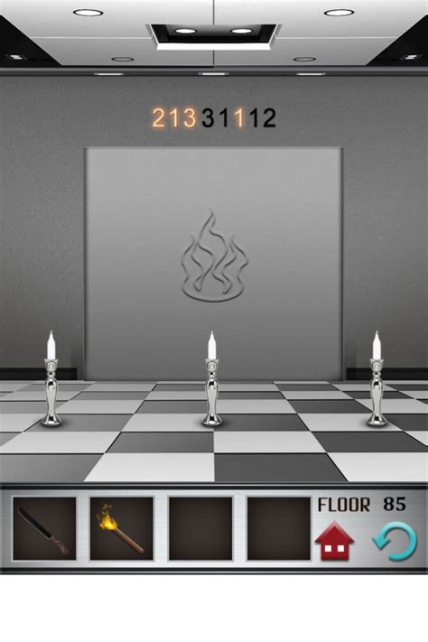 100 Floors Level 83 - 100 floors walkthrough cheats review 100 floors level