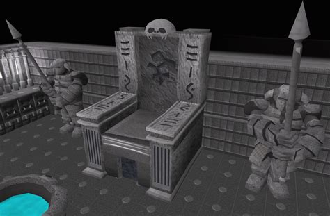 Bandos Throne Room by Bandos S Throne