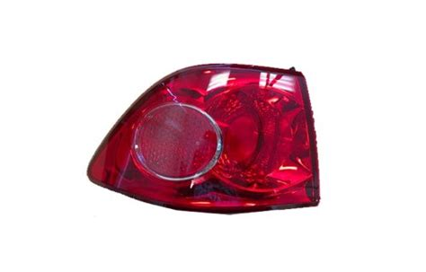 kia optima tail light assembly kia optima replacement tail light assembly outer 1 pair