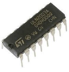 integrated circuit uln2003a uln2003 datasheet seven darlington array stmicro