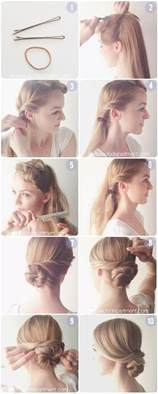 easy hairstles for court everyday hairstyles tutorial easy low chignon bun