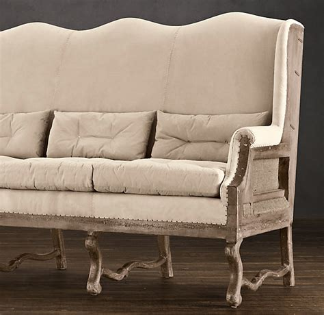 restoration hardware deconstructed sofa deconstructed furniture from restoration hardware yay or nay
