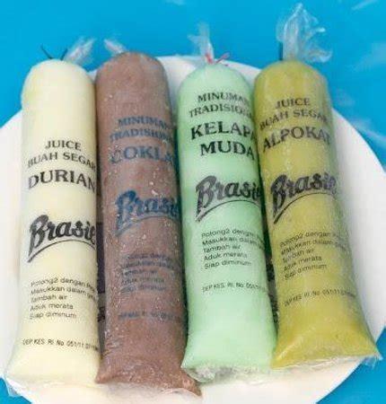 Krim Purwokerto es juice picture of es puter dan es krim brasil jakarta