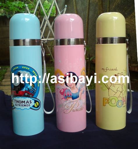Termos Air Millitary 500 Ml termos air 500ml karakter disney asibayi