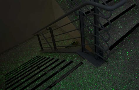Glow In The Floor by Light Up The Floor With Flowcrete S New Glow In The