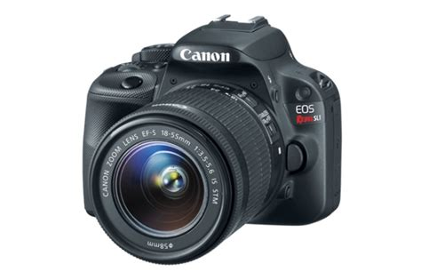 Kamera Canon Eos Rebel Sl1 canon announces eos rebel sl1 world s smallest and