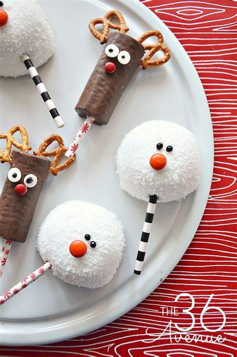 top 30 cutest holiday treats classy clutter