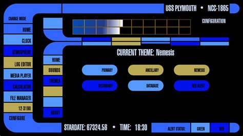 star trek themes for windows 10 lcars theme windows 10 themes windows background