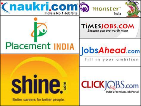 employment websites top 10 websites in india engi