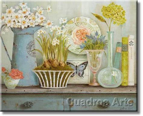 imagenes de laminas vintage laminas cuadros cuadros vintage flores ii