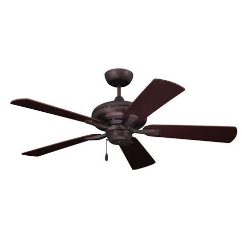 home depot emerson ceiling fans emerson monterey ii 52 in led oil rubbed bronze ceiling