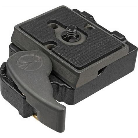 manfrotto plate manfrotto 323 rc2 system release adapter with 200pl