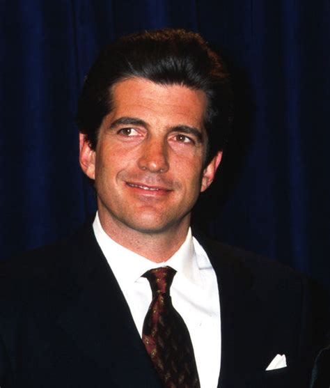 jfk junior what jfk jr thought of his hair sexiest alive