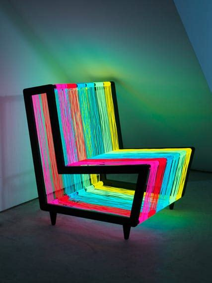 modern colorful furniture cool colorful chair design