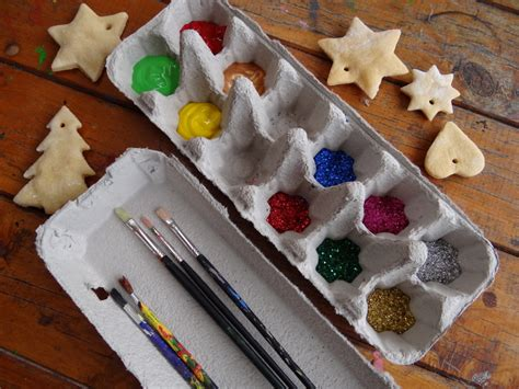 salt dough christmas decorations be a fun mum