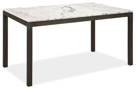 parsons table desk modern dining tables by room board