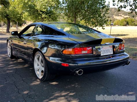 Aston Martin Db7 Gt For Sale by 2003 Aston Martin Db7 Gt For Sale