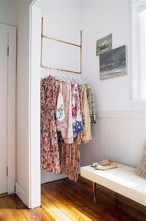 coat storage ideas small spaces 18 creative clothes storage solutions for small spaces