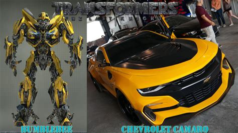 Transformer Auto by Transformers 5 Cars In Real Life Youtube