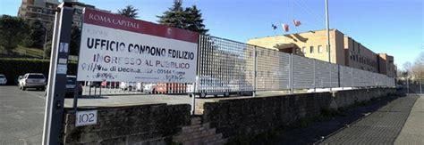 ufficio condono edilizio roma roma dipendenti ufficio condono denunciano 171 accessi