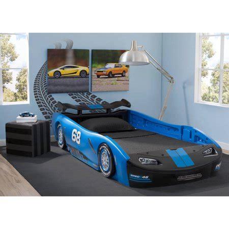 Set Car Boy by Delta Children Turbo Race Car Bed Choose Your Color